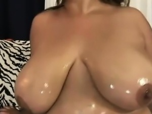 this is a real hot BBW