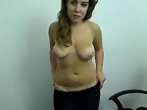 Teen with a nice pair of boobs webcam 4