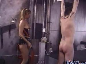 Mistress got pleasured