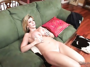 Shayla Laveaux tries her hardest to make hard cocked guy Danny Wylde bust a nut