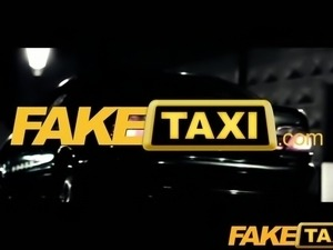 FakeTaxi - Standed French tourist earns cash
