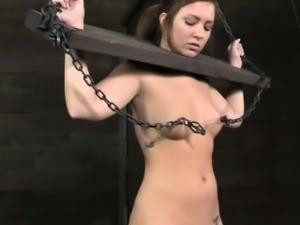 TT sub getting spanking punishment