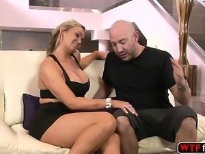 Horny Will ass fucking Abbey Brooks