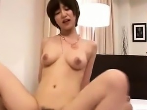 Adorable Hot Japanese Babe Having Sex