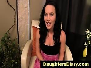 TabooHandJobs Katie school girl handjob