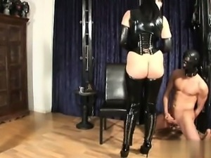 Horny housewife rough fuck