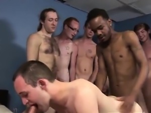 Gay clip of Ricky is an adventurous tiny minx, both in life