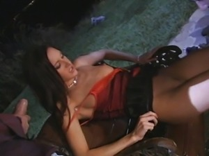 All American anal slut