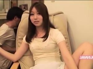 Beautiful Seductive Japanese Girl Fucked