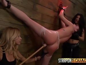 sex slave gets a harsh punishment