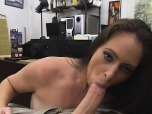 Pornstar was begging for a cock to fuck