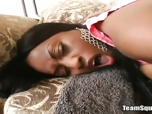 Brunette Jada Fire sucks a lot before Christian shoots his load