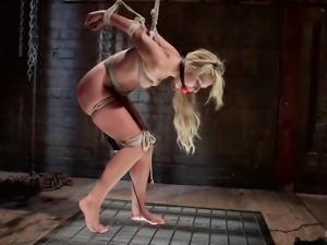 slutty carmen got punished