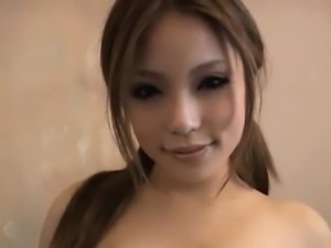 Cute Seductive Asian Babe Banging
