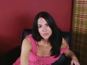 Hot MILF Natasha Touches Herself While Telling a Dirty Story