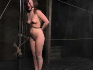 Ball gagged bondage sluts orgasm denial