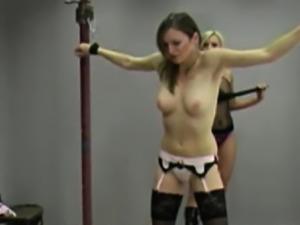 Naughty Kinky Girls in Spanking Fetish