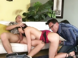 Diana Prince looks for a chance to get orgasm after hard ass way fucking with...