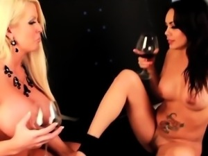 Alura Jenson and Tya Quinn in Hot Girl GIrl