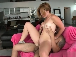 Busty wife hardcore gang bang