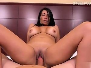 Horny amateur bondage slave
