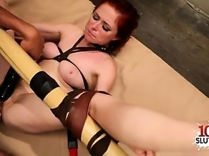 Horny girl hardcore doggystyle