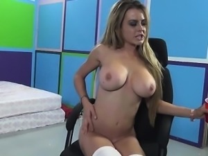 Sexy amateur punish