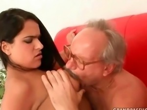 Grandpas and Teens Nasty Sex Compilation