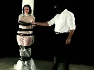Redhead masochist loves to get painful punishments