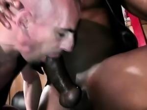 Fetish black guy bareback