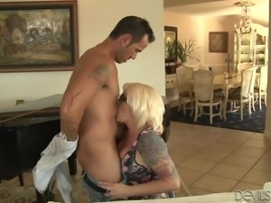 missy gets seduced @ my wife caught me assfucking her mother #08
