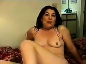 Wife In An Interracial Gang Bang Cuckold