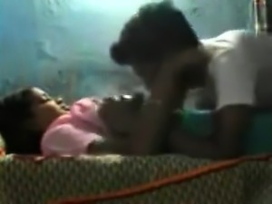 Horny Indian girls making sex tape, this is first part of 4