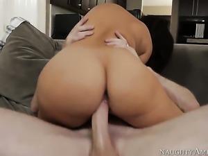 Wifes hot friend has a huge ass