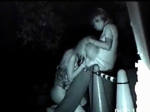 Two Couples Enjoying Outdoor Sex
