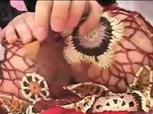 Cute Japanese Lesbian Getting Fingered
