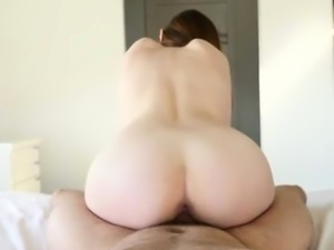 Alex Mae takes a fun sex on a sunday