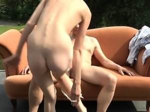 Busty wife cumshot in mouth