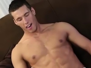 Older gay guy undresses hot mormon guy to underwear