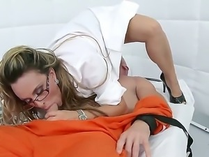 Holly Halston loves humping that shit like a real hoe that she is. Shes got...