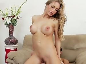 Nicole Aniston has a magical pussy that will blow your mind like nothing ever...