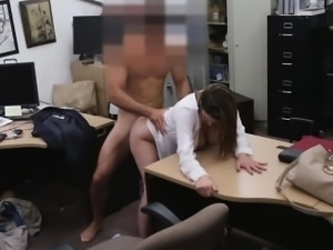 Sexy foxy lady gets fucked hard, deep and fast