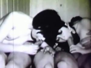 Two schoolgirls seduced