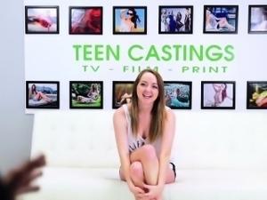 Kinky teens rough ramming
