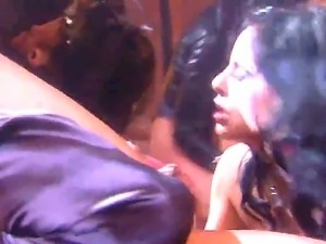 Devon Lee, Jennifer Dark, Kaylani Lei and Mikayla Mendez are all hookers and...
