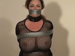 Meet her on BBW-CDATE.COM - Milf pantyhose and bondage