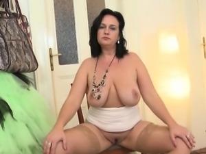 Horny amateur bondage orgasm