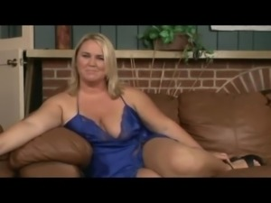 mature chubby wife free