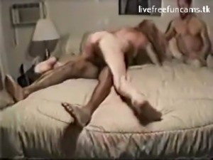 I brought a black guy to fuck my wife - more on livefreefuncams.tk free