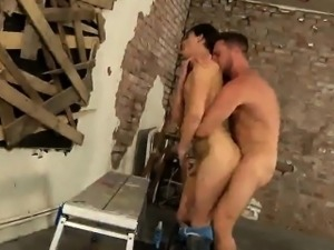 Casper Ellis gets his asshole licked and fucked